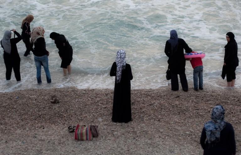 Ocean whispers. Israel, 2012.